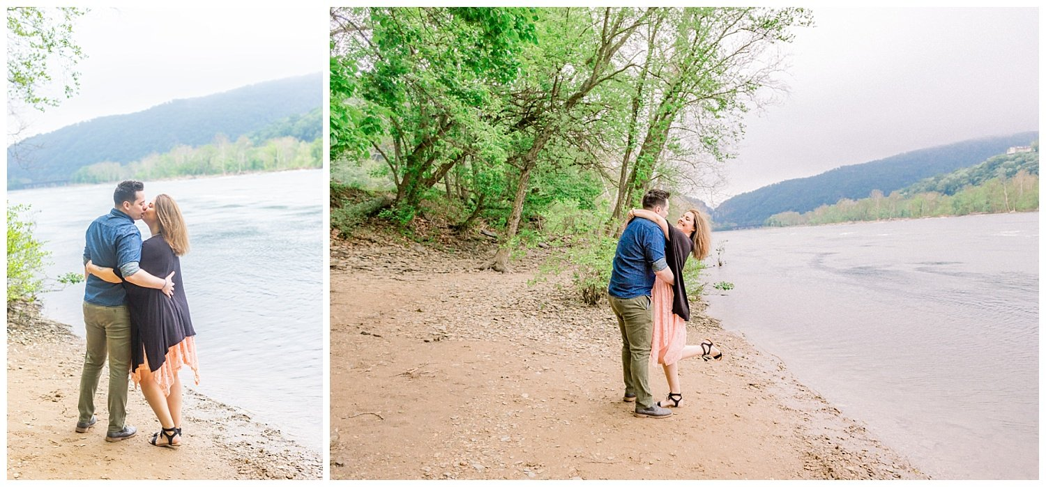 harpers ferry,engagement,romantic,west virginia, Harpers Ferry Engagement Shoot- Keegan & Preston, Fine Art Wedding Photographer Baltimore MD