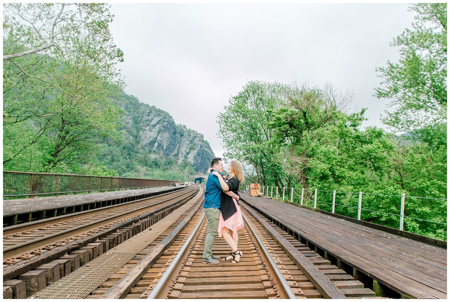 Harpers Ferry Engagement