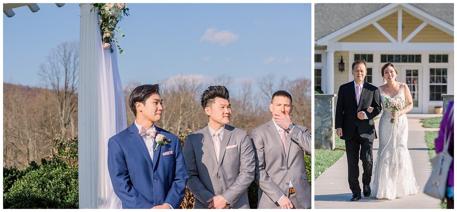 Timeless Springfield Manor Wedding Thurmont MD 34